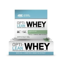 Optimum Nutrition Opti-Lean Whey Bar (12x53g)