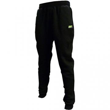 Musclepharm Sportswear Mens Performance Tappered Jog Pant Grey Marl(MPPNT521)