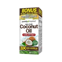 Muscletech 100% Pure Coconut Oil (80)