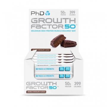 PhD Growth Factor 50 Brownie (12x100g)