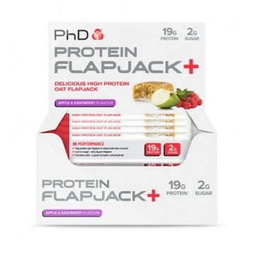 PhD Protein Flapjack+ (12x75g)