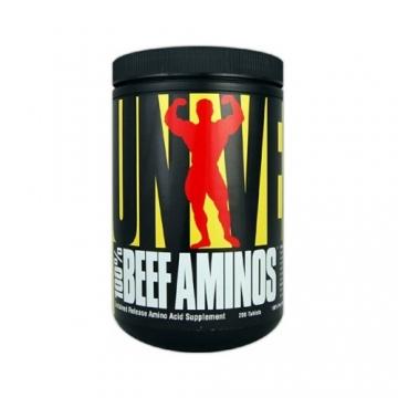 Universal Nutrition Beef Amino (400 Tabs)