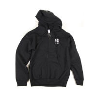 Universal Sportswear Animal Hooded Zipper Sweatshirt