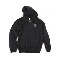 Universal Sportswear Animal Hooded Zipper Sweatshirt