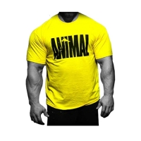 Universal Sportswear Animal Iconic Shirt Yellow