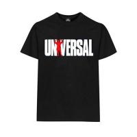 Universal Sportswear Universal T-Shirt 77 Black