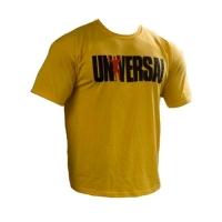Universal Sportswear Universal T-Shirt `77 Yellow
