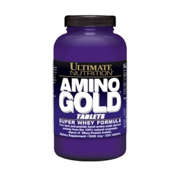 Ultimate Nutrition Amino Gold 1500mg (325Tabs)