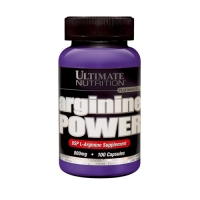 Ultimate Nutrition Arginine Power 800mg (100Caps)