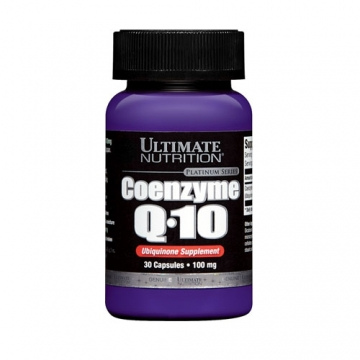 Ultimate Nutrition Coenzyme Q10 100mg (30Caps)