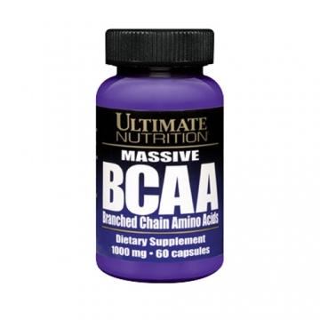 Ultimate Nutrition Massive BCAA (60Caps)