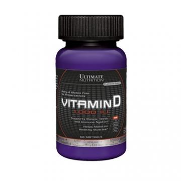 Ultimate Nutrition Vitamin D (60)