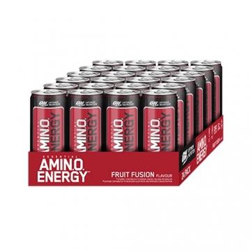 Optimum Nutrition Amino Energy RTD (24x330ml)