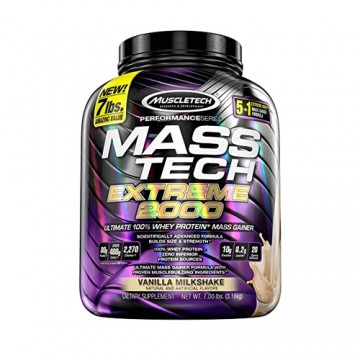 Muscletech Performance Series Mass Tech Extreme 2000 (7lbs)