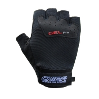 Chiba 40557 Gel Pro Gloves (Black)