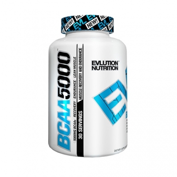Evl Nutrition BCAA 5000 Caps (240)