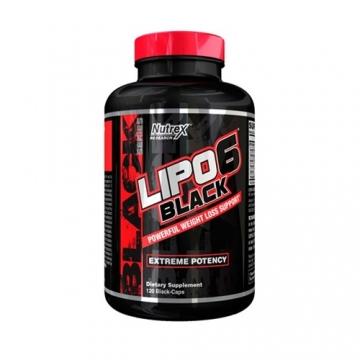 Nutrex Research Lipo 6 Black (120)