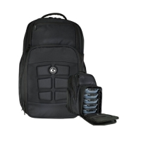 6 Pack Fitness Expedition Backpack 500 Stealth