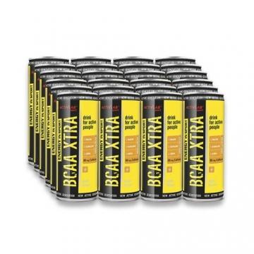 Activlab BCAA Xtra Drink + Caffeine (24x250ml)