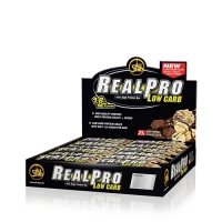 All Stars Real Pro Low Carb Bar (24x50g)