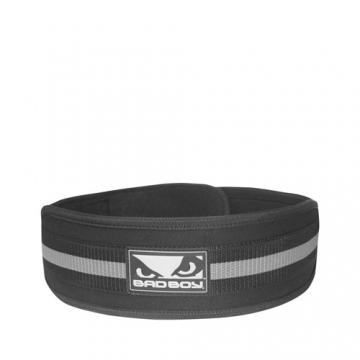 Badboy 4 Inch Lifting Belt (Black/Grey)