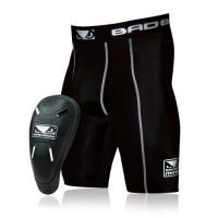 Badboy Defender 2.0 Compression Short & Cup