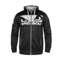 Badboy Dynamic Hoodie (Black/Grey)