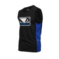Badboy Force Jersey (Black/Blue)