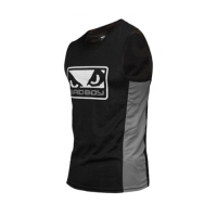 Badboy Force Jersey (Black/Grey)