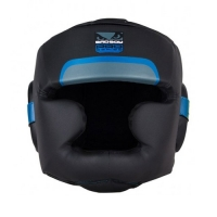 Badboy Pro Series Full Face Head Guard Blue 3.0