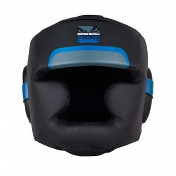 Badboy Pro Series Full Face Head Guard Blue 3.0