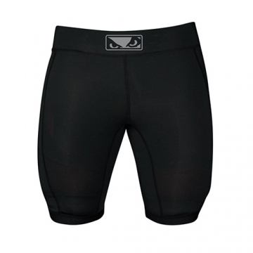 Badboy X-Fit Compression Short (Black)