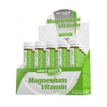 Best Body Nutrition Magnesium Liquid Shots (20x25ml)