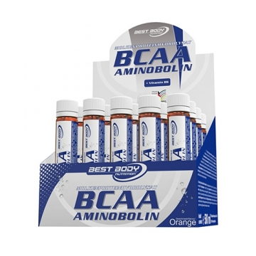 Best Body Nutrition BCAA Aminobolin (20x25ml)