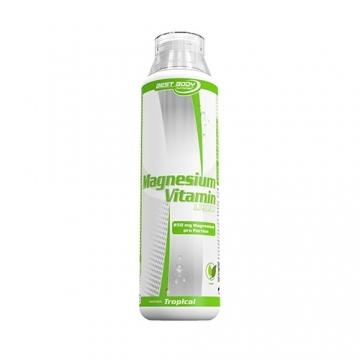 Best Body Nutrition Magnesium Vitamin Liquid (500ml)