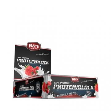 Best Body Nutrition BBN Hardcore Protein Block (15x90g)