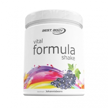 Best Body Nutrition Vital Formula Shake (500g)