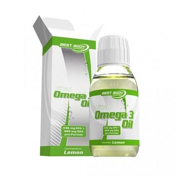 Best Body Nutrition Vital Omega 3 Oil (150ml)