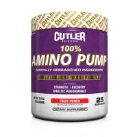 Cutler Nutrition 100% Amino Pump (25 serv)