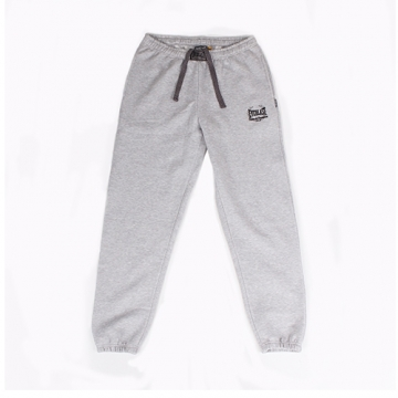 Everlast Sportswear Everlast Cuf Jog Pants Grey Marl (EVR4487)
