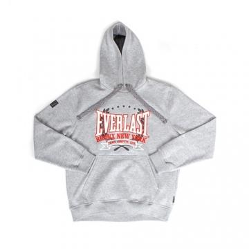 Everlast Sportswear Everlast Hood Bronx Grey Marl (EVR4458)