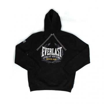 Everlast Sportswear Everlast Overhead Hood New York Black (EVR4433)