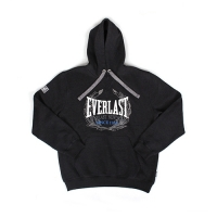 Everlast Sportswear Everlast Overhead Hood New York Charcoal Marl (EVR4433)