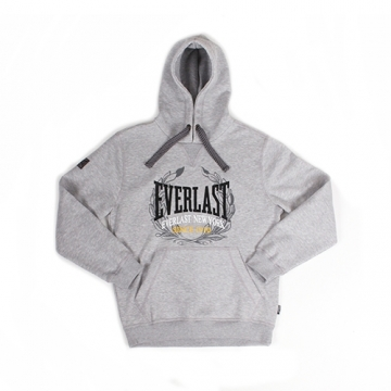 Everlast Sportswear Everlast Overhead Hood New York Grey Marl (EVR4433)