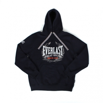 Everlast Sportswear Everlast Overhead Hood New York Navy (EVR4433)
