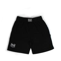 Everlast Sportswear Everlast Single Jersey Short Black (EVR4486)