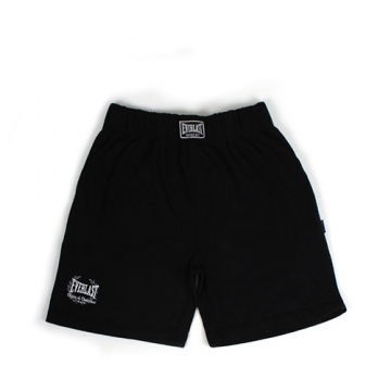 Everlast Sportswear Everlast Single Jersey Short Black (EVR4486)