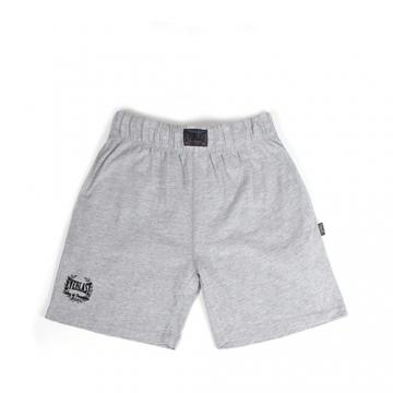 Everlast Sportswear Everlast Single Jersey Short Grey Marl (EVR4486)