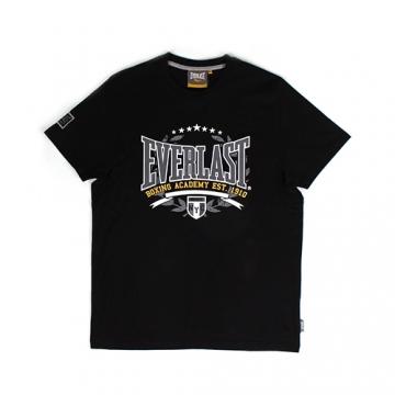 Everlast Sportswear Everlast Tee Black (EVR4668)