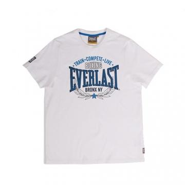 Everlast Sportswear Everlast Tee Bronx White (EVR4669)